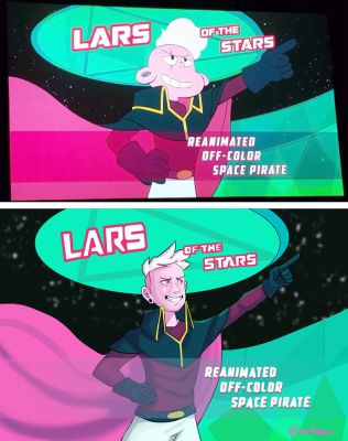 SU: LARS OF THE STARS Redraw by kaithebox