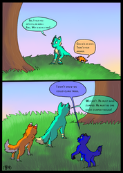World of Wolves Page 54 by Sooty123