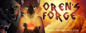 Oren's Forge by teagangavet