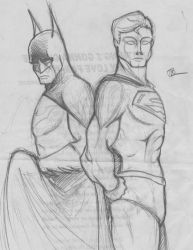 The World's Finest by MiddleLightRiver