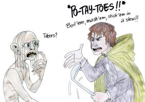Po-tay-toes by DitaDiPolvere