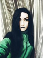 Shego - Kim Possible cosplay (TEST) by AlicexLiddell