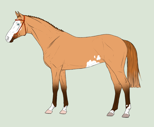 MFS Tabby by moonforests-stables