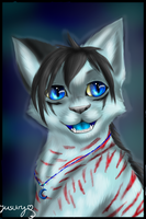 Echomoon (with Speedpaint) by Jusury