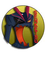 Senketsu Pin by BrittanysDesigns