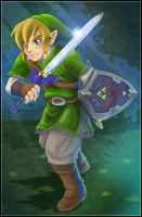 Legend of Zelda Skyward Sword by AIBryce