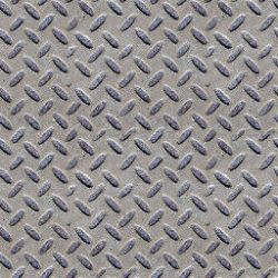 Diamond Plate - Seamless Texture by RLS0812