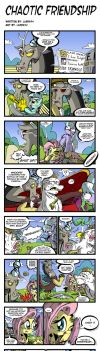Chaotic Friendship by labba94