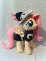 Private Pansy reporting for duty by PlanetPlush