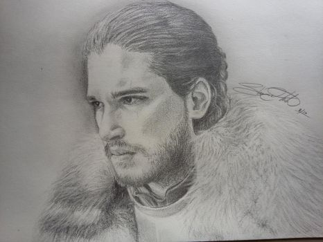 King of the North by ComplimentaryCookies