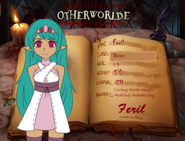OtherWorlde: Feril App by Bro-Hime