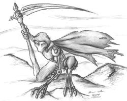 Reaper by dragonsong12