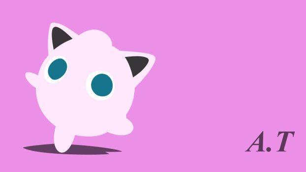 Jigglypuff by bluesoul327