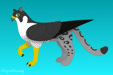 Des Redesigned by PeregrineFalconLady