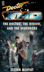 New Series Target Covers: Doctor, Widow, Wardrobe by ChristaMactire