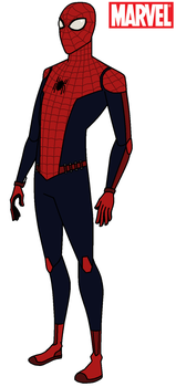 Marvel - Spider-Man 2015 by HewyToonmore