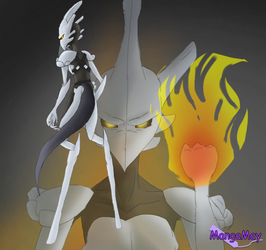 Fuse - Dust an Elysian Tail (MangaMay) by CreativePlanetDA