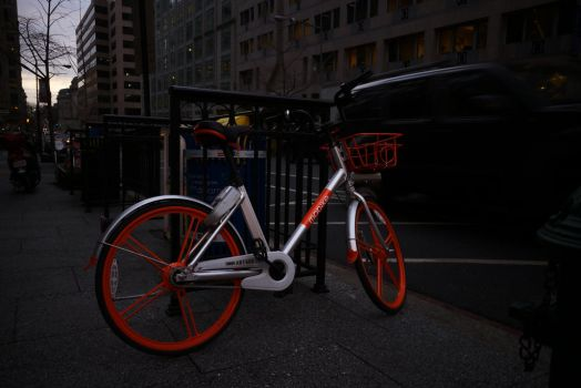 Mobike Community Bicycle by UltraSonicUSA