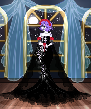 BV Winter Ball, Erebus by RottenAlice