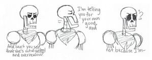 papyrus is strong in the real way by theolivethief14