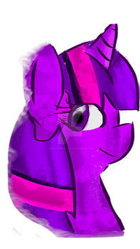 Twilight Sparkle ~  by DrDiscordedWhooves