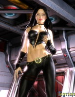 X-23 by Agr1on