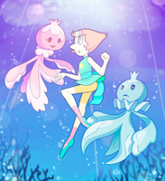 Pearl and Frillish