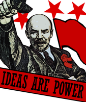 Ideas are Power by Party9999999