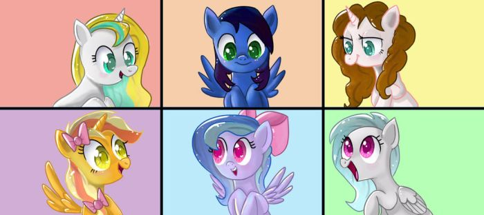 The Pony Bunch by cortella