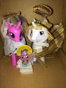 Crystal Empire Nativity by chappy-rukia