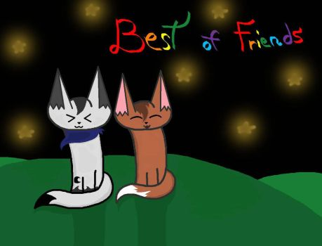 Best of friends (^3^   ) by Moonstone436