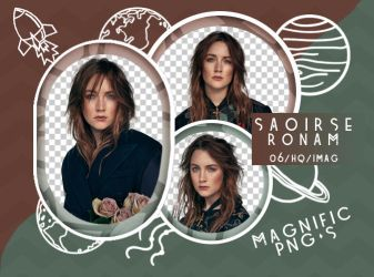 +Pack Png - Saoirse Ronan by Magnific-Pngs