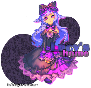 { Lucy's home } [ID] by Luchi-lucy