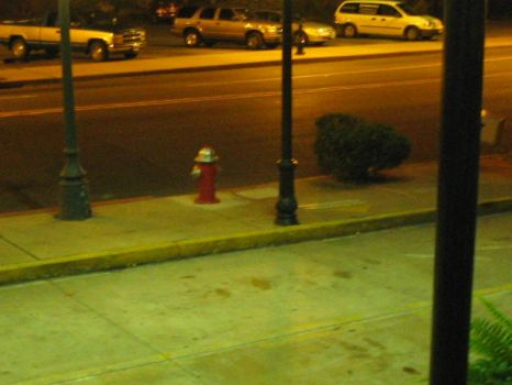 The Little Fire Hydrant Within by SardonicSeraph