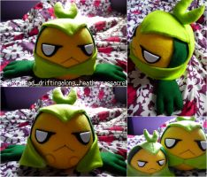 Large Swadloon Plush