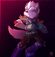 Wolf O'Donnell! by wolfiisaur