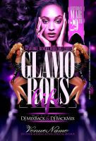 Glamorous Life Layout Free Psd pls leave a comment by GFXbyDredesignz