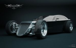 c30th concept _front HQ by RaMoNVicious