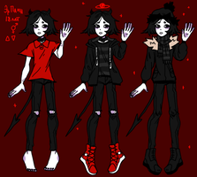 er outfits by gitkami