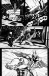 Batman Sample page2 by santiagocomics