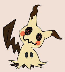 The Mimikyu by ENDORE050