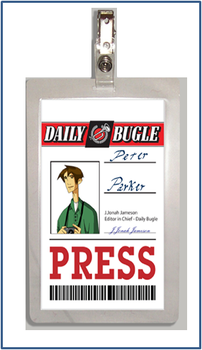 Marvel - The Daily Bugle Office area by 2count