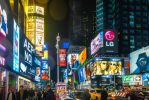 NYC - Time Square one more time by Rikitza