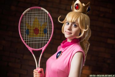 Princess of Tennis by straywind