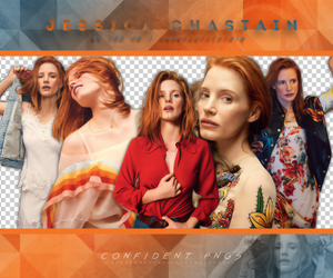 Pack Png 120 // Jessica Chastain by confidentpngs