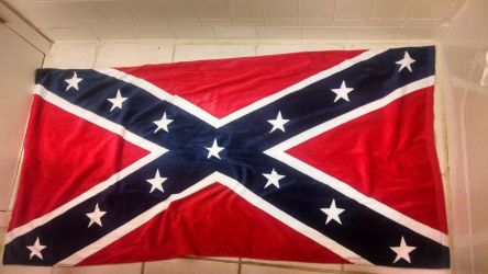 Confederate Flag Towel by Wolfgirl7539