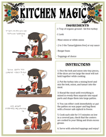 Kitchen Magic: August [guest cook] by quartz-witch