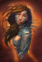 Witchblade Colors by MetaWorks