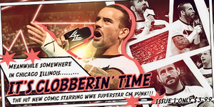 It's Clobberin' Time Collab by TattyDesigns