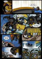 Brave the Fortress: Page 17 by GigaLeo